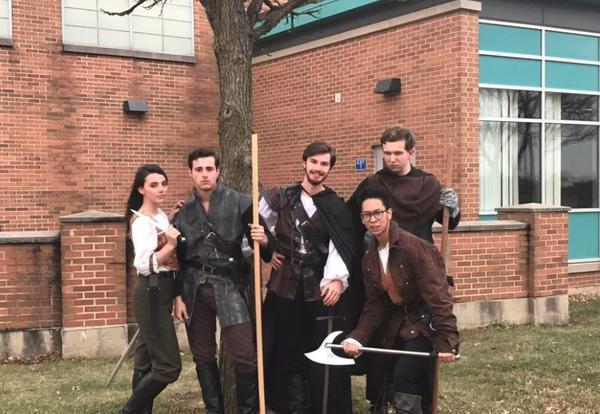 DGS Drama Presents Winter Play: Robin Hood on Dec. 14 and 15