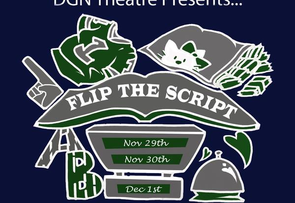 DGN Theatre Presents Winter One Acts: Nov. 29-Dec. 1