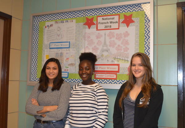 DGS Students Celebrate National French Week