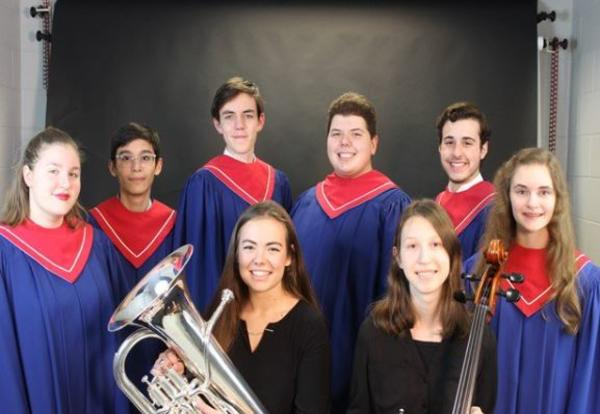 Eight DGS Students Selected as All-State Musicians