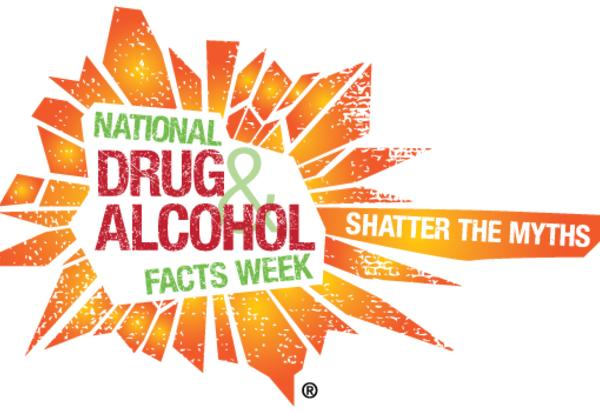 National Drug and Alcohol Facts Week: Jan 21-25