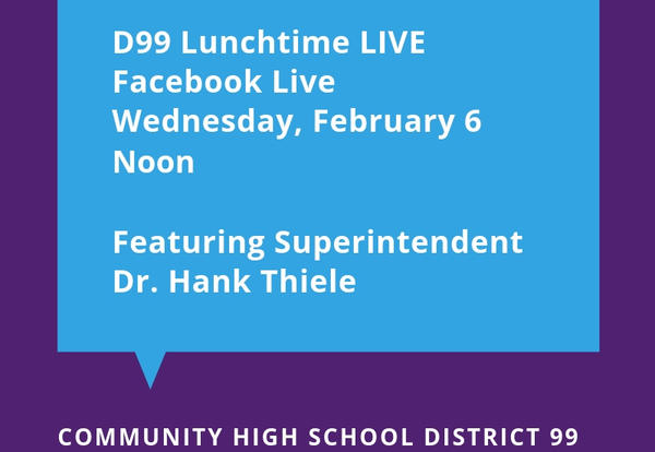 D99 to Share Final Facility Plans on Facebook Live on Feb. 6
