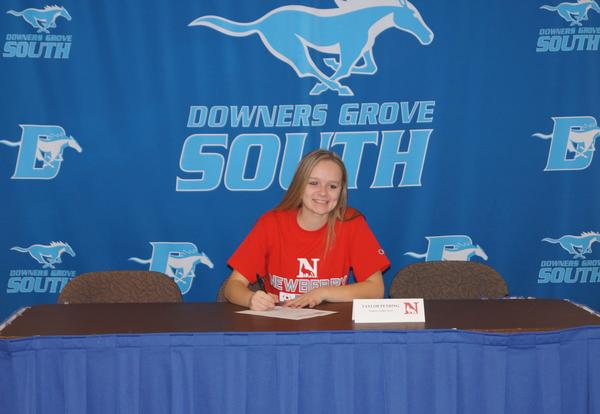 Senior Taylor Petring Signs Letter of Intent