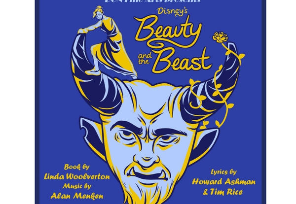 DGN Musical Beauty and the Beast: March 7-9