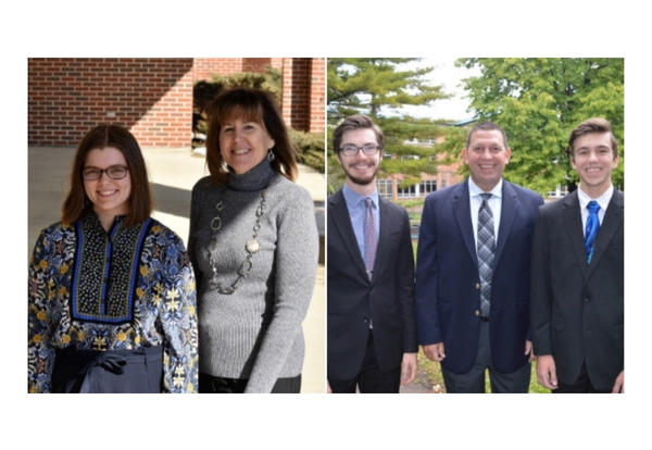 Four D99 Students Named National Merit Finalists