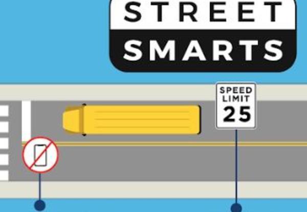 Smart Streets rendering