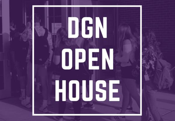 DGN Open House: Aug. 29 at 5:30 p.m.