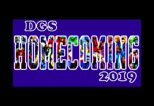 Superhero Homecoming: Sept. 16-21