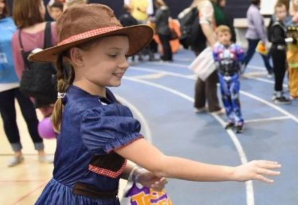 Community members are invited to the Halloween Fun Fair: Oct. 30