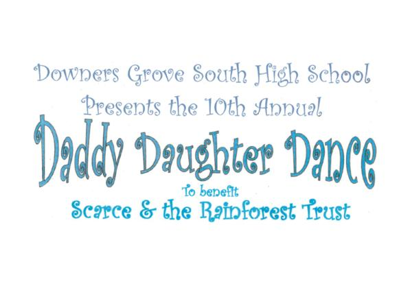 Daddy Daughter Dance Fundraiser on March 14