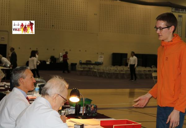 More than 1,400 DGN students received cardiac screenings