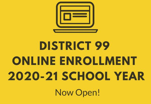 2020-21 Enrollment to Open Next Week