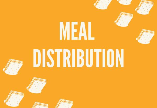 Revised Locations for Meal Distribution Begin Oct. 6