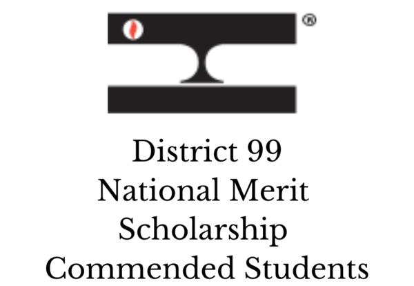2021 National Merit Commended Students Announced