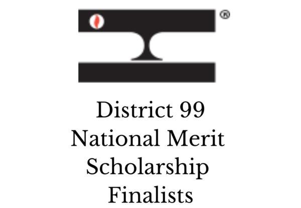 Eight D99 Students Named National Merit Scholars