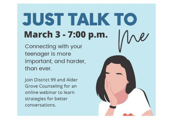 Parenting Webinar with Alder Grove Counseling