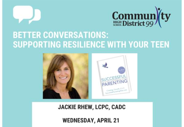 Better Conversations Parent Webinar: April 21