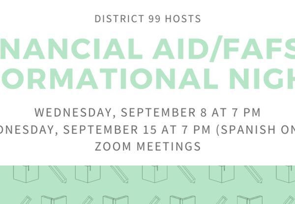 FAFSA Information Night