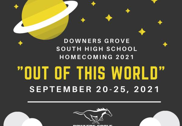 Homecoming Events to Take Place at Downers Grove South High School