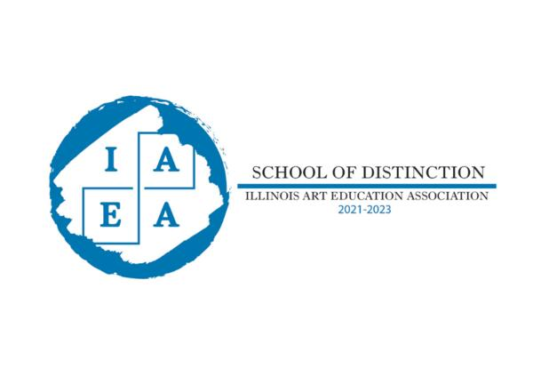 """DGN Recognized as """"School Of Distinction"""" by the Illinois Art Education Association"""