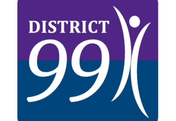 District 99 Girls Gymnastics Coach Kristyn Campos Named 2020-21 Coach of the Year