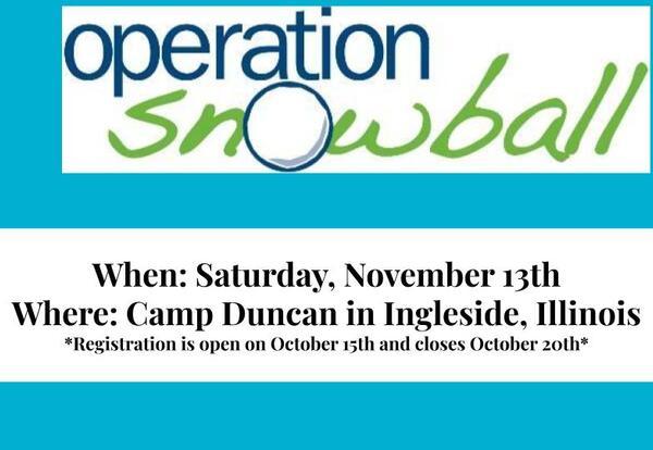 Snowball Registration Open: Oct. 15-20