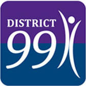 District 99 Logo