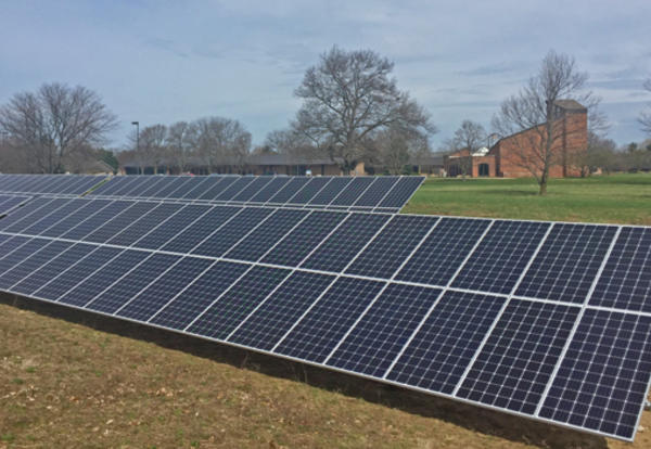 Seminary to dedicate solar panel array April 20