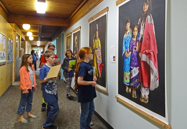 ​​​​​​​Dancing for My Tribe: Portraits of Potawatomi in regalia on display at AMBS