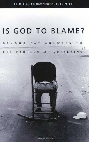 Is God to Blame book cover