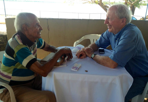 Seminary coursework inspires collaboration with former mission partners