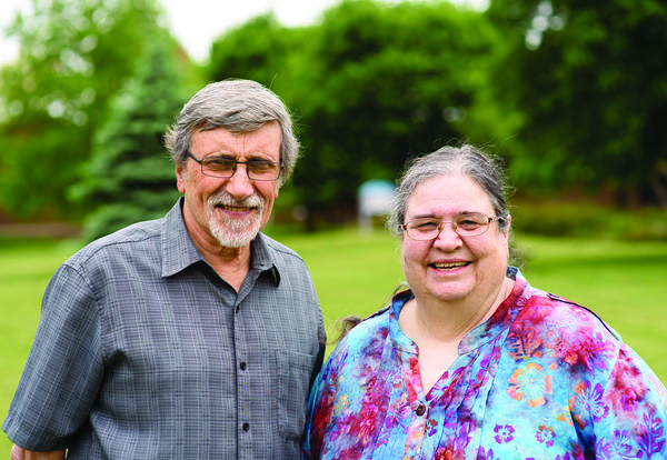 Schertz and Schipani retire after 61 years of combined service