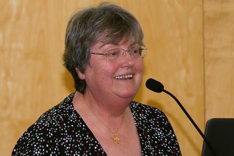2013: Kathy Bergen (MDiv 1982)
