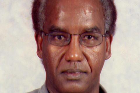 2007: Ahmed Haile (MAPS 1989)