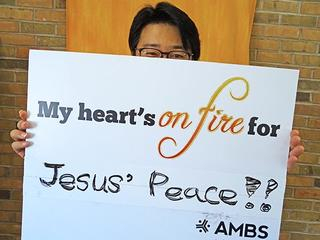 Hearts on Fire Day at AMBS
