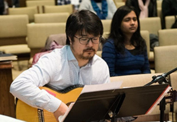 Korean pastoral intern finds harmony inside Elkhart County jail