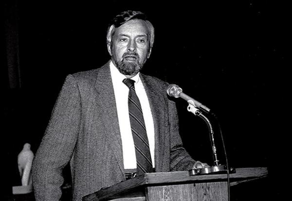 Remembering J.R. Burkholder
