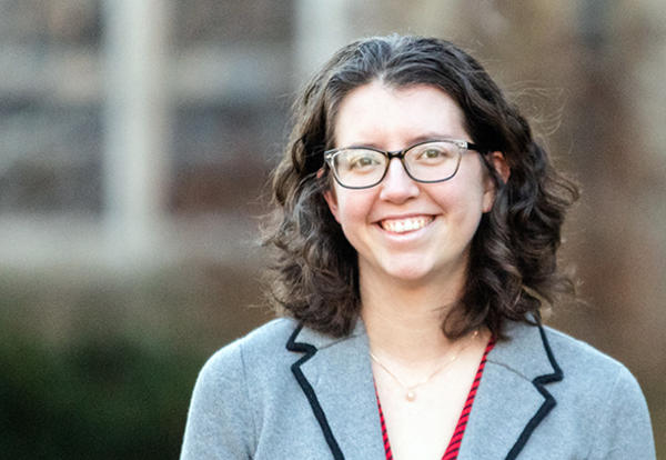 Susannah M. Larry will join the AMBS teaching faculty on July 1 as assistant professor of biblical studies. (Photo provided)