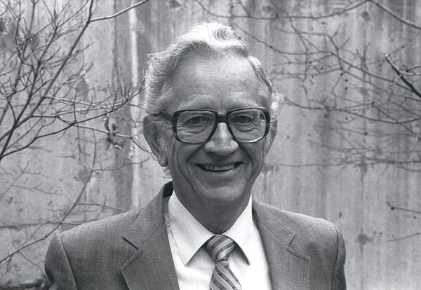 David L. Habegger (undated AMBS photo)