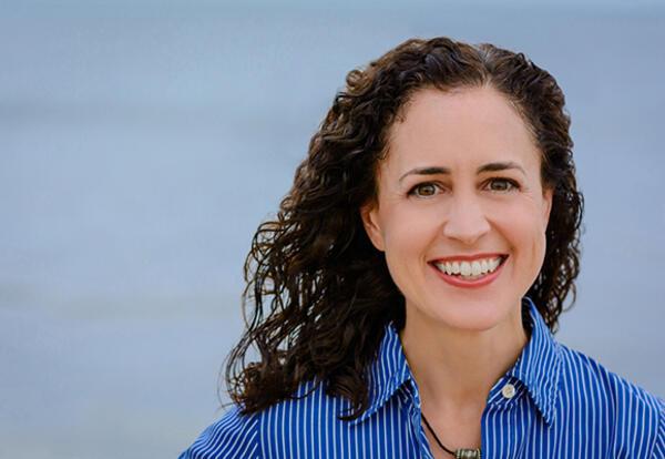 Leah Thomas, Ph.D.  Credit: Elizabeth Neal, Milepost Portraits
