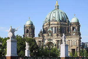 Photo of Berlin Cathedral in Germany