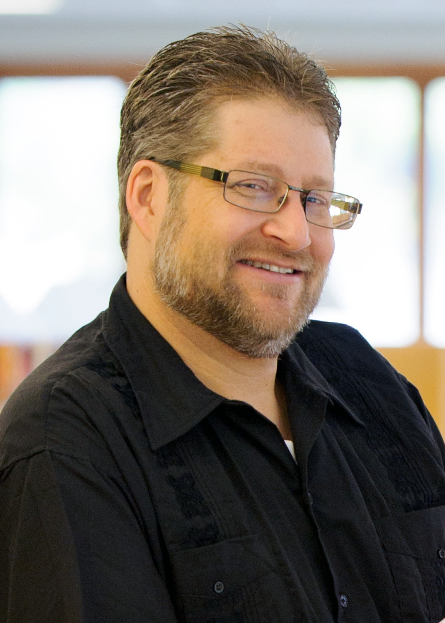 Andy Brubacher Kaethler, Assistant Professor of Christian Formation and Culture