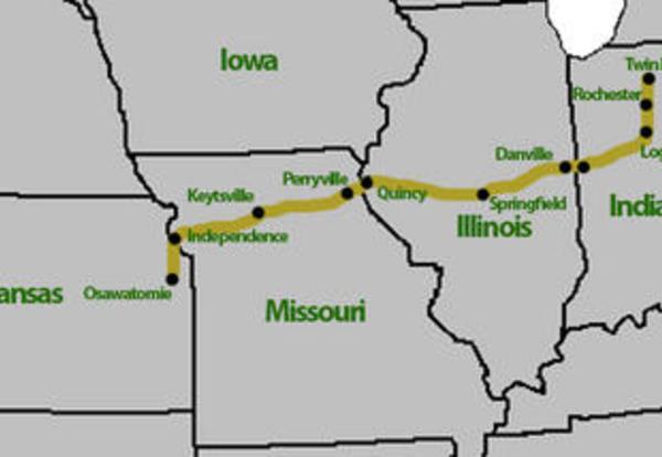 Trail of Death pilgrimage in June