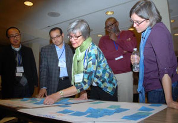 Consultation explores multi-vocational ministry