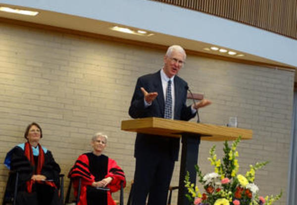 Seminary graduates called to live and teach patience