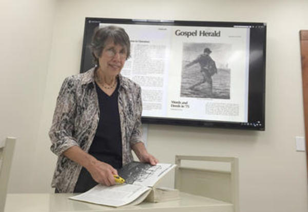 Gospel Herald and The Mennonite now available digitally online