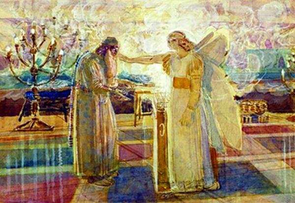 Luke 1:67–79 (Advent 1)