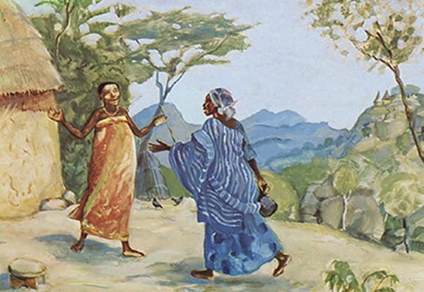 Luke 1:46–55 (Advent 3)