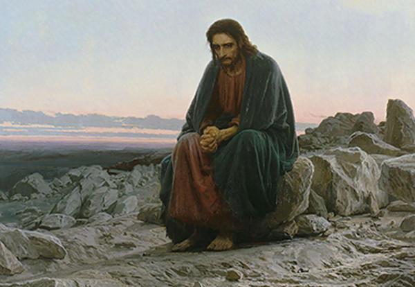 Luke 4:1–13