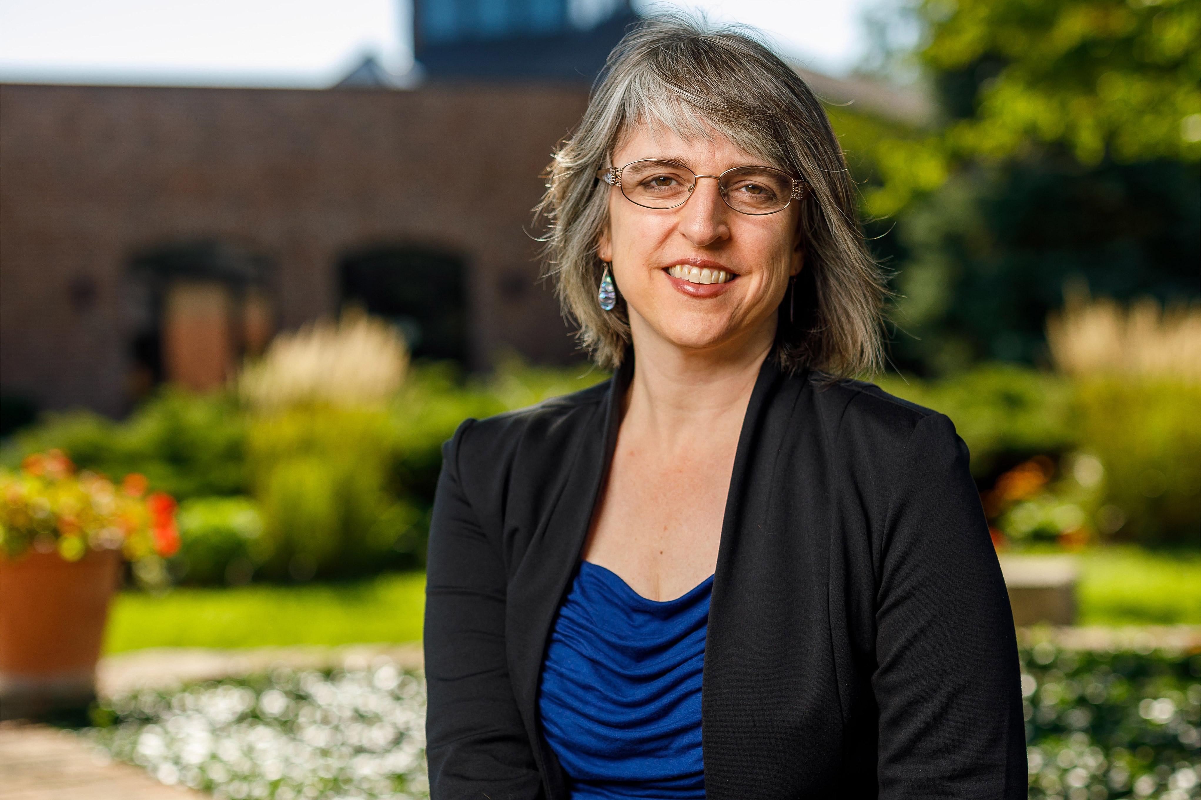 Rebecca Slough, academic dean
